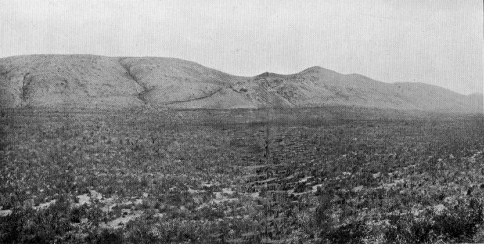 Vulture Peak Range above Old Rājagaha